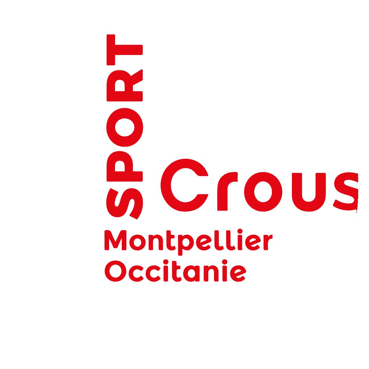 logo sport crous montpellier