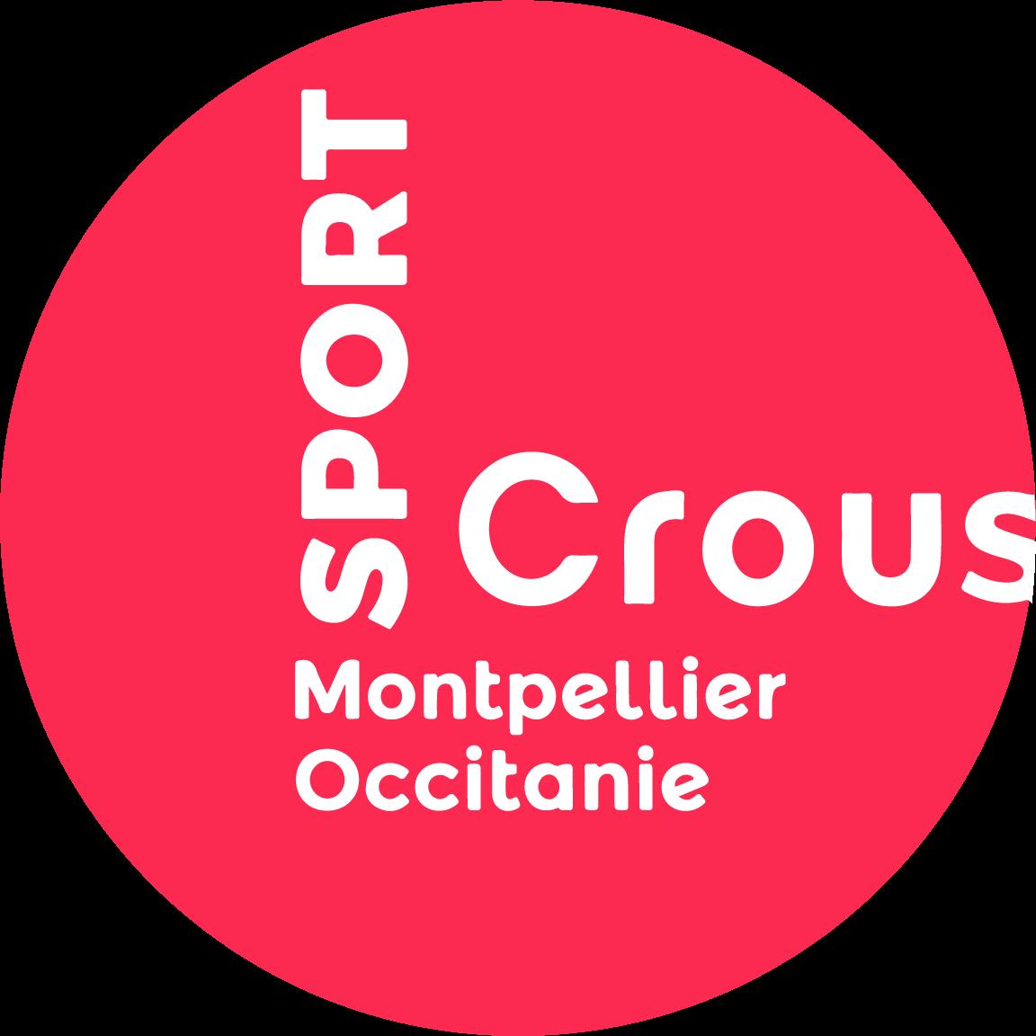 Logo sport crous Rouge
