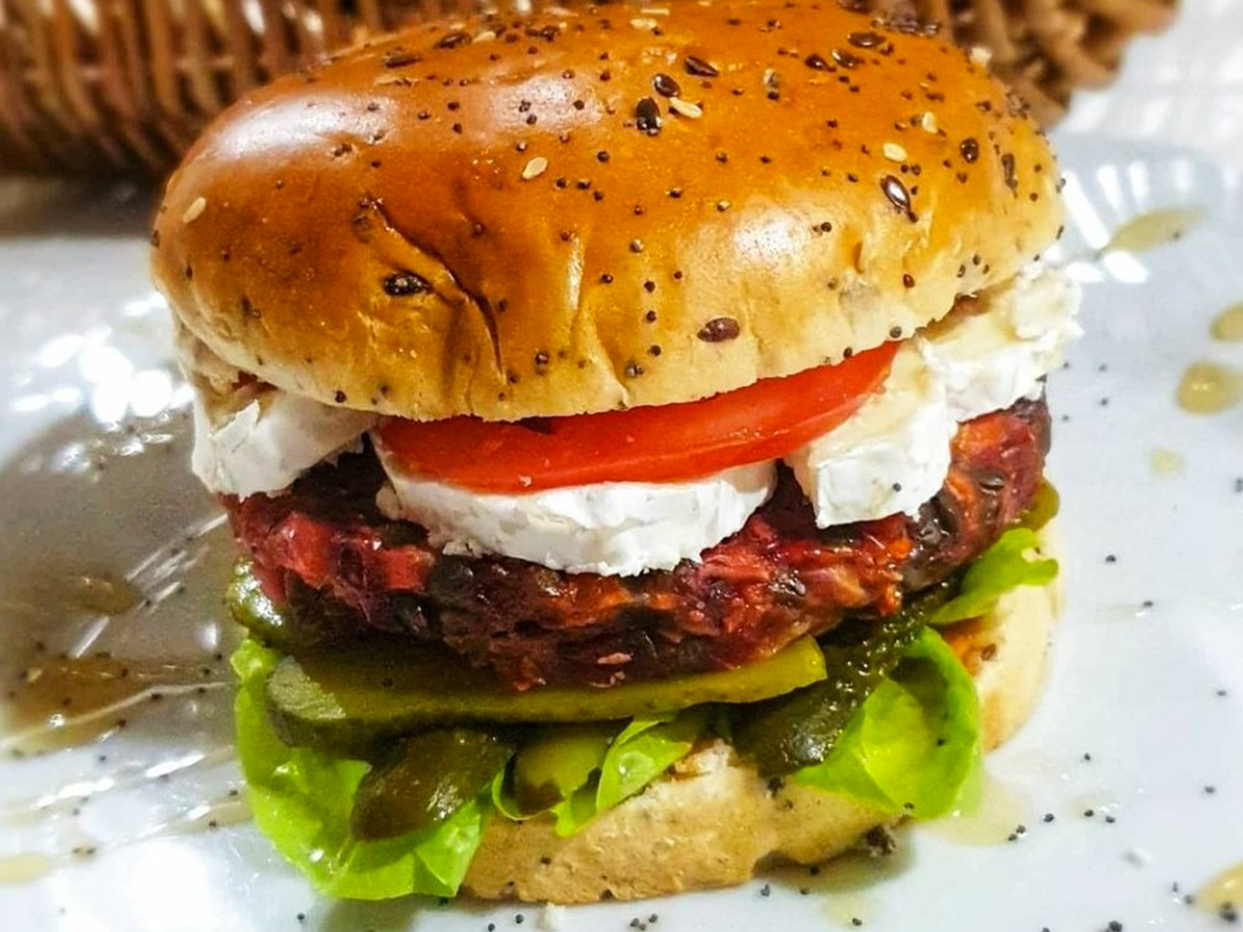 hamburger-vegetalien